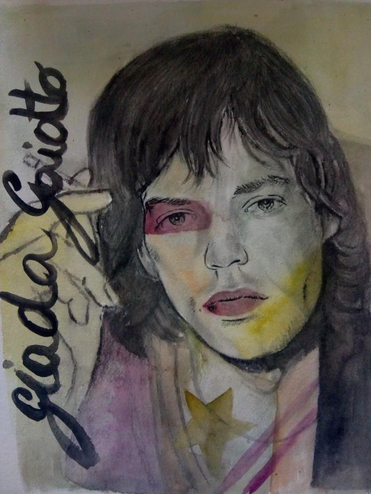 Mick Jagger par g1adina87